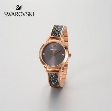 Swarovski 施华洛世奇 COSMIC ROCK 5376068 女士石英手表 亚马逊海外购