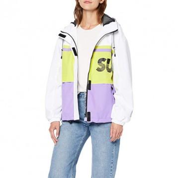 码全,Superdry 极度干燥 W5000015A 女士连帽防风夹克
