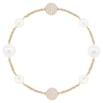 370.26英国直邮!Swarovski 施华洛世奇Remix 系列水晶珍珠手链