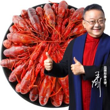 天海藏 20-25只 即食麻辣小龙虾 750g*3件