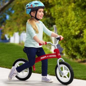 420.41元美国直邮!Radio Flyer GLIDE & Go 平衡自行车红色