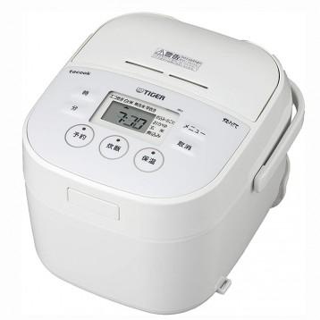 新低518.61元日本直邮!TIGER 虎牌 JBU-A551-W 智能迷你电饭煲 1.7L(天猫旗舰店折后1699元)