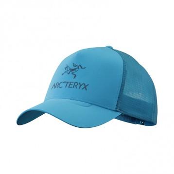 169元包税包邮!Arc'teryx 始祖鸟 Logo Trucker 透气运动帽(天猫同款350元)