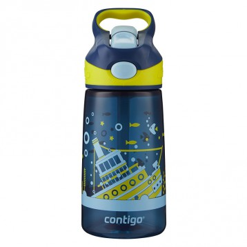 Contigo 康迪克 AUTOSPOUT Striker 儿童吸管水杯 亚马逊海外购