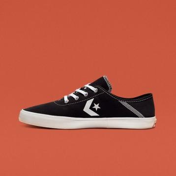 Converse 匡威 Costa 黑色低帮帆布鞋 额外8折价:163.8元