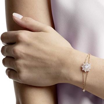 Swarovski 施华洛世奇 女式太阳水晶手链