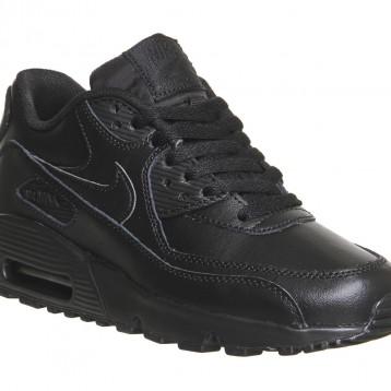 Nike 耐克 Air Max 90 黑色运动鞋 £69.99(¥735.59)