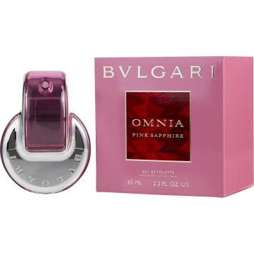 BVLGARI Bvlgari 宝格丽 粉晶女士淡香水 EDT 65ml 特价$48.29(¥395.98)
