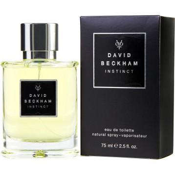 David Beckham 贝克汉姆 本能香水 EDT 75ml 2.5折好价,114.72元
