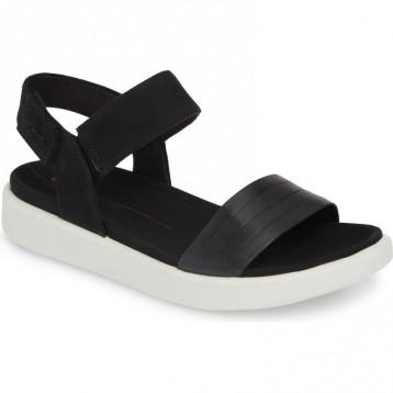ECCO Flowt Strap Sandal 女款凉鞋 特价$77.97(¥639.35)