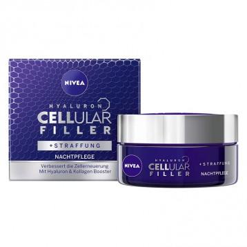 Nivea 妮维雅 Cellular filler透明质酸晚霜 50ml 亚马逊海外购