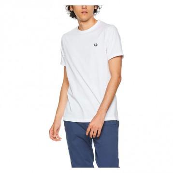 FRED PERRY佛莱德·派瑞 男士棉质休闲短袖T恤 亚马逊海外购