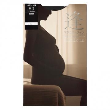 ATSUGI 厚木 逢系列  产前孕妇用连裤丝袜 80D 亚马逊海外购