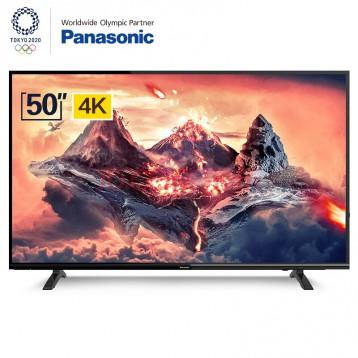 1899元包邮!Panasonic 松下 TH-50FX580C 50英寸 4K液晶电视