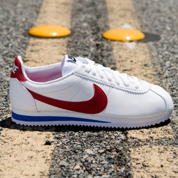 $45美金!Nike 耐克大童 Big Kids' Cortez Basic SL Casual Sneakers 经典阿甘鞋(中性款)