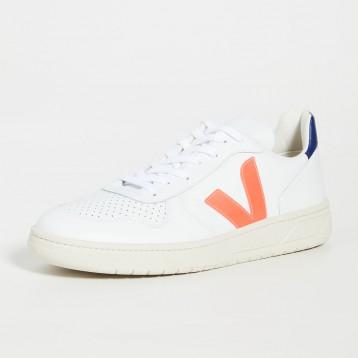 7折直邮中国!法国国民球鞋 Veja 男款 V-10Sneakers  $105美金