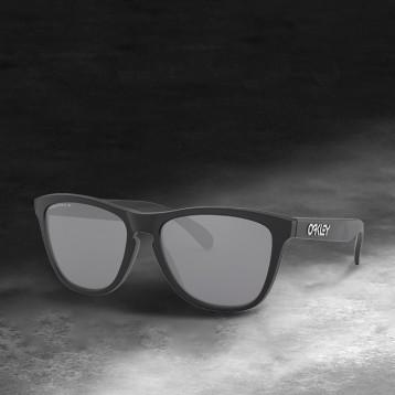 国内¥1780!Oakley 欧克利 FROGSKINS 0OO9245  谱锐智 偏光铱镀膜休闲太阳镜 亚马逊海外购