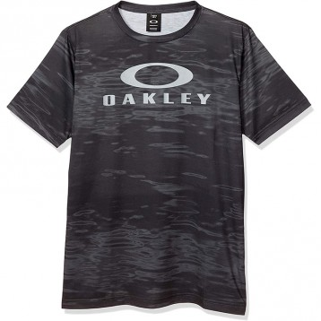203.80元日本直邮!Oakley 欧克利 运动T恤 Enhance QD SS Tee Graphic 10.0(四色)