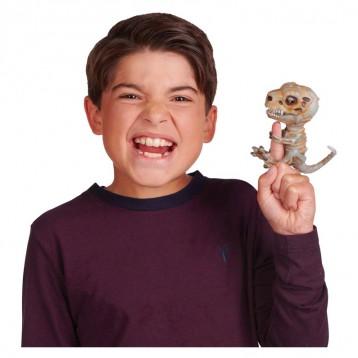 WowWee 指尖恐龙 儿童智能宠物抱指声光恐龙玩具亚马逊海外购