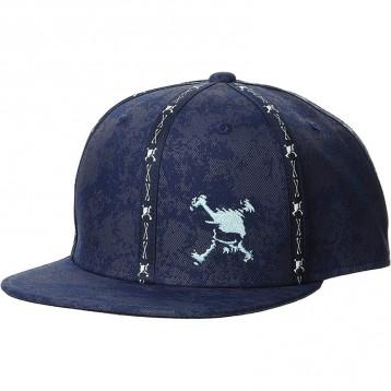228.18元日本直邮!Oakley 欧克利 球帽 SKULL BB CAP 14.0 男士