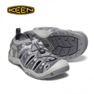 US6.5码,KEEN EVOFIT 1 女士户外防滑编织凉鞋