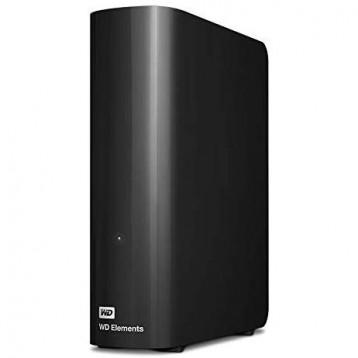 1300.45元德国直邮【12TB】Western Digital 西部数据 Elements 外置硬盘USB 3.0