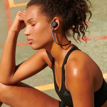 秒杀:adidas 阿迪达斯FWD-01入耳式无线蓝牙运动耳机 亚马逊海外购