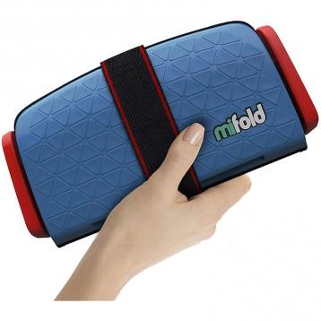 ¥228.32美国直邮!可以装进书包的安全座椅:Mifold 儿童便携式安全座椅(4-12岁)