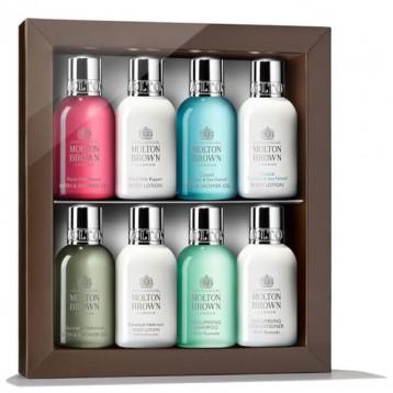 Molton Brown 摩顿布朗 沐浴露+身体乳+洗发水礼盒套装 8*50ml £25(¥234)