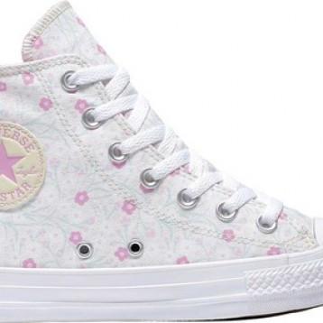 Converse 匡威 Disty 女子印花高帮板鞋 $53.95(¥409.48)