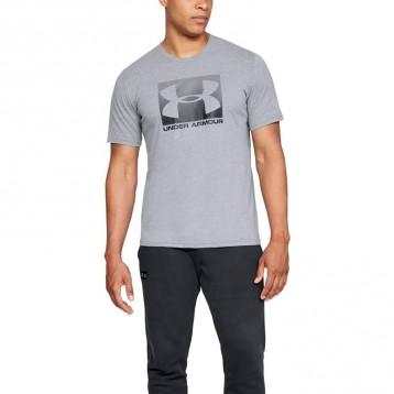 78.13德国直邮!Under Armour 安德玛 BOXED SPORTSTYLE 男式短袖T恤(XL)