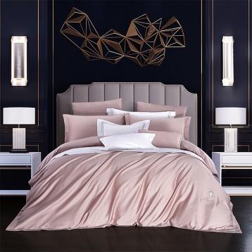 399元包邮!床品中的劳斯莱斯:DEPERLITE 法国进口 双股100S纯棉床品四件套(1.5~1.8米床/3色)