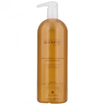 新低207.42元美国直邮!全球顶级护发品牌:Alterna 爱特纳 竹丰盈系列洗发水1000ml
