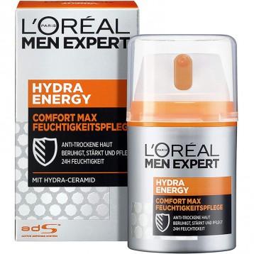 BUG价!凑单品!23.07元德国直邮!L'Oréal Men Expert 欧莱雅男士劲能极润保湿霜50ml