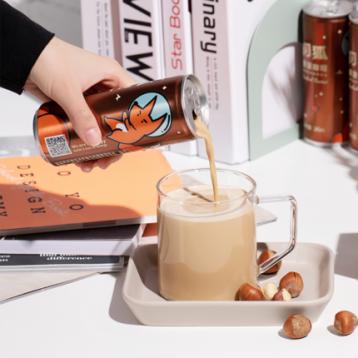 闪狐 无蔗糖能量咖啡 245ml*6罐