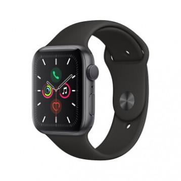 新低2669元包邮!苹果 Apple Watch Series 5 智能手表 GPS款 44mm 赠耳机+钢化膜