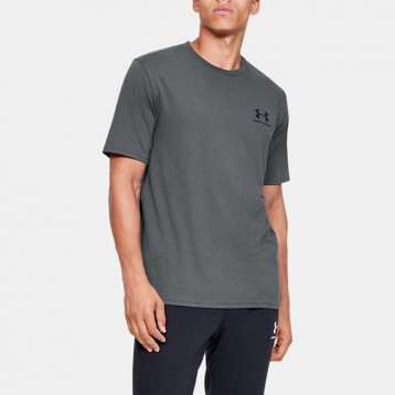 99元!UnderArmour 安德瑪 Sportstyle Left Chest T恤
