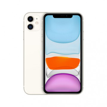 4599元【京东Plus会员】Apple iPhone 11 (A2223) 64GB 白色