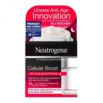 用码好价:Neutrogena露得清 Cellular Boost抗老化vc日霜50ml 亚马逊海外购