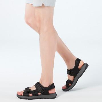 Clarks 其乐 Brixby Shore 男士时尚运动凉鞋 亚马逊海外购