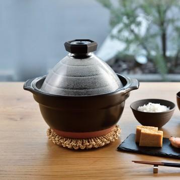 HARIO 哈里欧 GNN-200B 万古烧家用陶瓷砂锅  亚马逊海外购