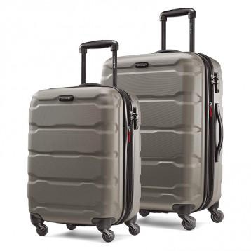 Samsonite 新秀丽 Omni 可扩展硬壳行李箱套装 20+24英寸 亚马逊海外购