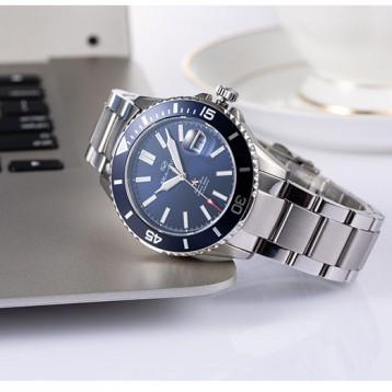 新低1260元包邮!SeaGull 海鸥 海洋之星潜水表 816.523 男士机械手表