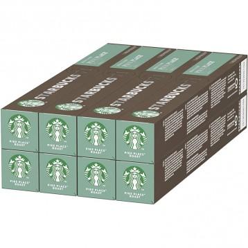 210.05元德国直邮!STARBUCKS 星巴克 PIKE PLACE 中度烘焙 胶囊咖啡 10粒*8盒