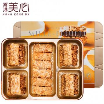 香港美心 果仁酥/甜心酥糕點餅干禮盒(3口味)178g/212g