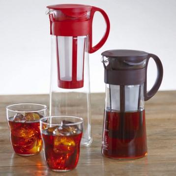HARIO 好璃奥 MCPN-7CBR家用玻璃冷翠咖啡壶 600ml  亚马逊海外购