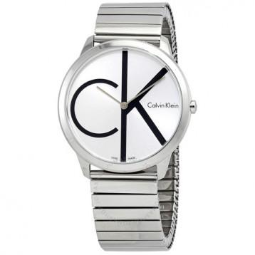 【上海仓特价】 Calvin Klein Silver Dial 男款手表 K3M211Z6