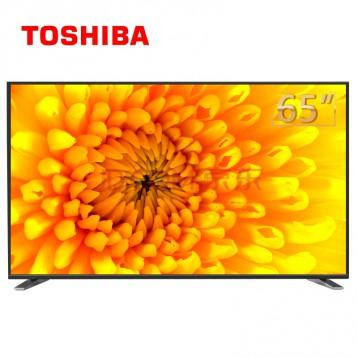 限时2469元!东芝(TOSHIBA)65U3800C 65英寸 4K超高清 纤薄液晶电视机