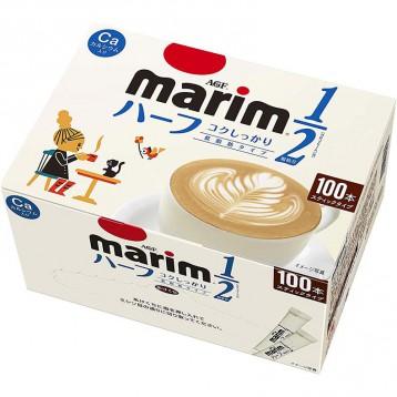 JP¥905日元!AGF marim奶精咖啡伴侣 100条装 原味半脂