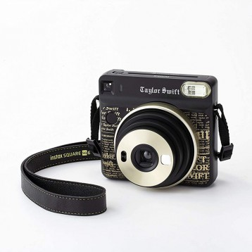 【霉霉联名款】Fujifilm 富士 Instax Square SQ6 拍立得 Taylor Swift 黑色金 ¥925.46